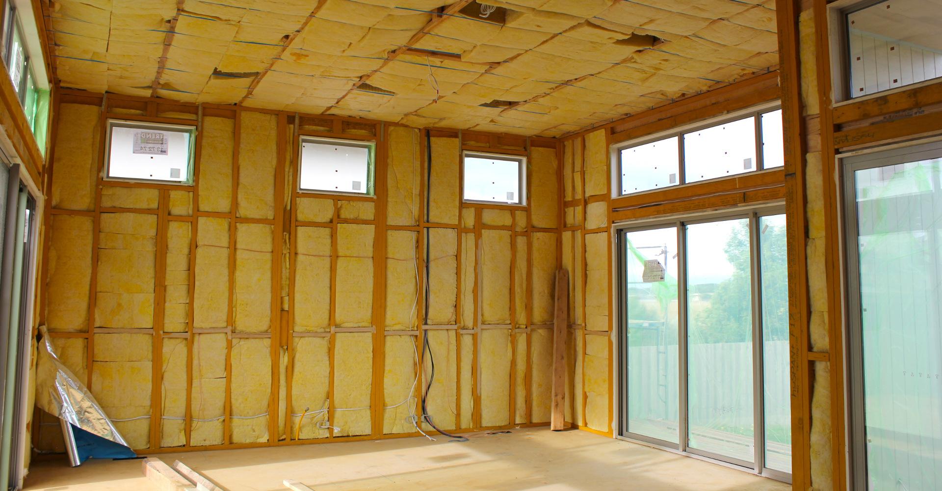 Bespaar kosten met het isoleren van je huis - Amenager een voorgerecht van het huis ...