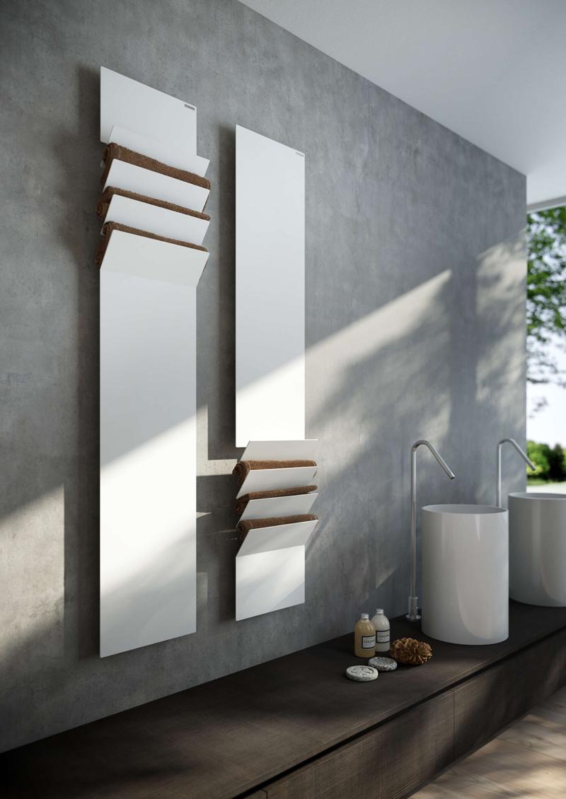 Een designradiator in de badkamer - Aanbouwuitbouw.nl