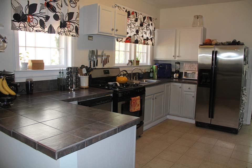 Keukenblad gamma op maat: kleuren en randafwerking voor laminaat ...
