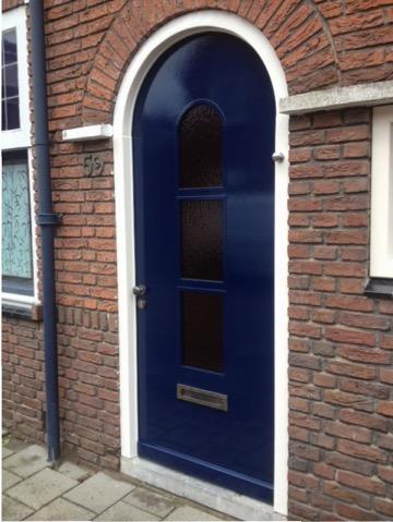 houten voordeuren