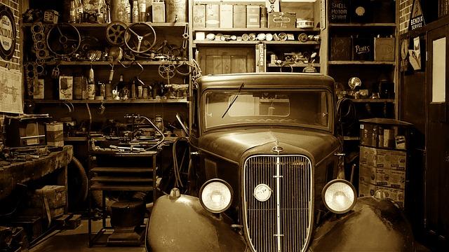 De voordelen van het opbergen van de auto in je eigen garage
