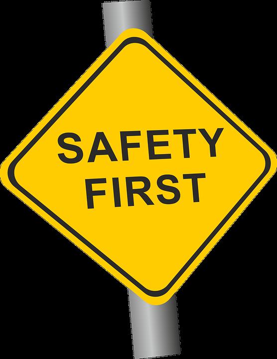 veiligheid tijdens het klussen