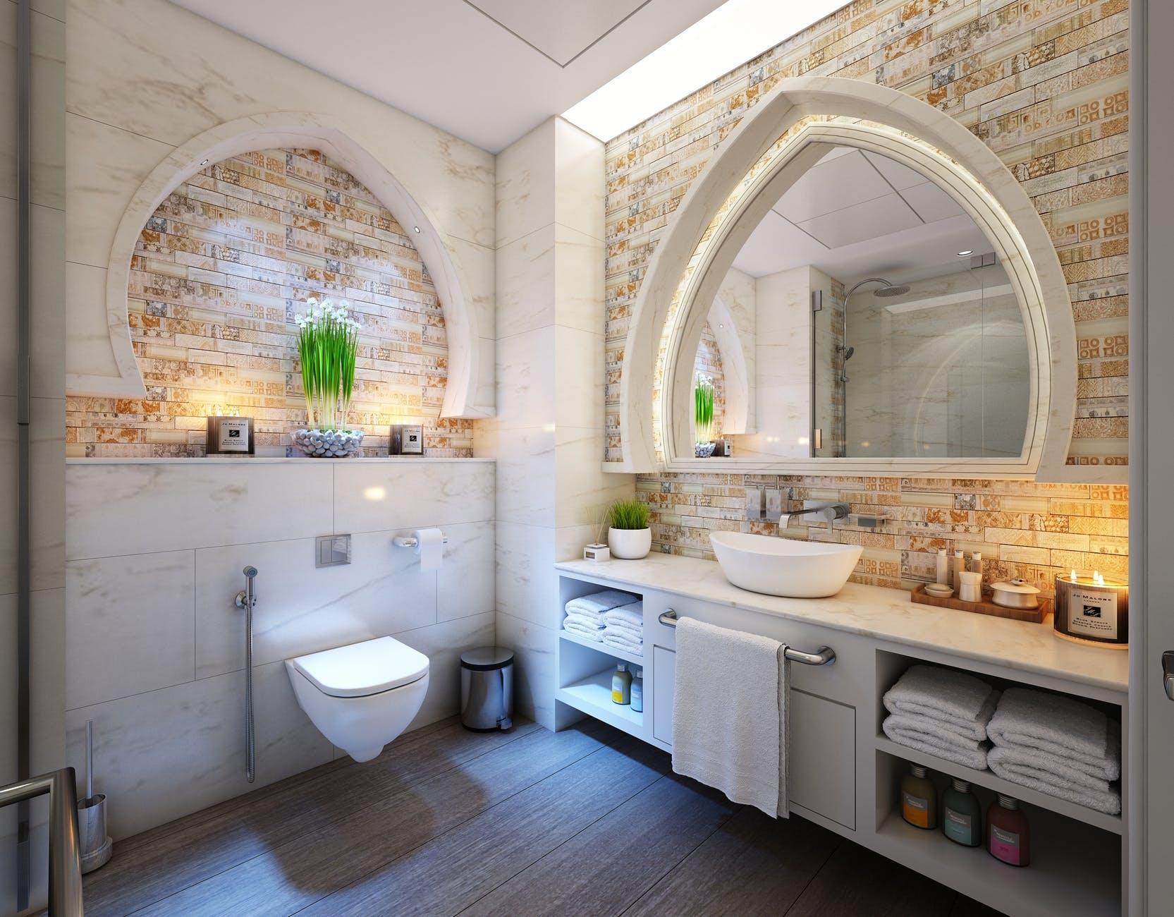 Een stijlvol toilet? Dat doe je zo!
