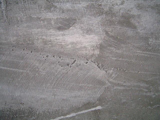 zandcement vloer